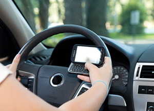 Wilkes-Barre Distracted Driver Accident Lawyer - Comitz Law Firm, LLC